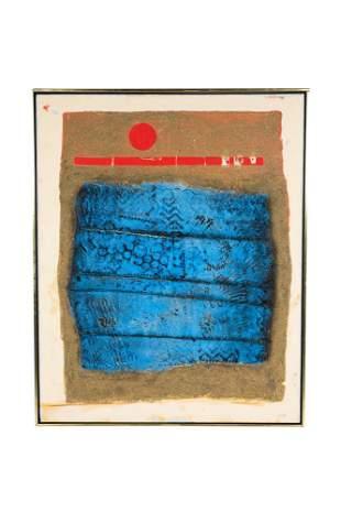 "ENRICO DONATI (1909 - 2008): ""HELLO BELOW II"""