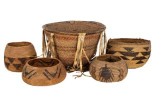 Native American Antique Home Decor For Sale At Auction