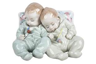 LLADRO LITTLE DREAMERS GROUP