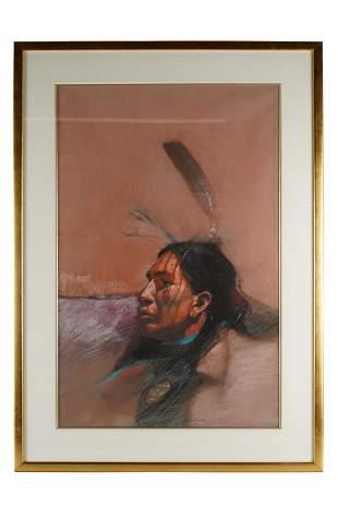 CLIFFORD BECK (1946-1995): PORTRAIT