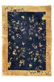 CHINESE ART DECO CARPET