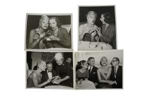CAROL CHANNING BIRTHDAY HARRY WINSTON EVENT PHOTOS