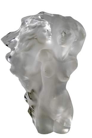"FREDERICK ELLIOTT HART (1943 - 1999): ""VISITATION"""