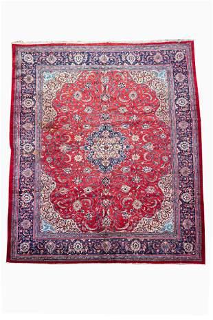 PERSIAN-STYLE WOOL CARPET