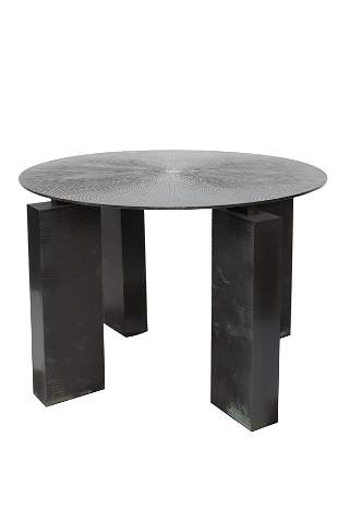 CAST METAL COCKTAIL TABLE