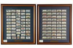 COLLECTION OF TOBACCO CARDS