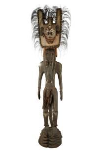 PAPAU NEW GUINEA ANCESTRAL FIGURE