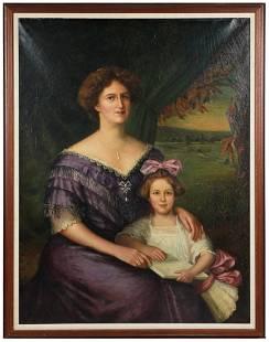 LOUIS THEODORE DUBE (1861 - CIRCA 1925): DOUBLE