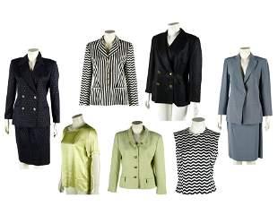 ESCADA & ARMANI: COLLECTION OF CLOTHING