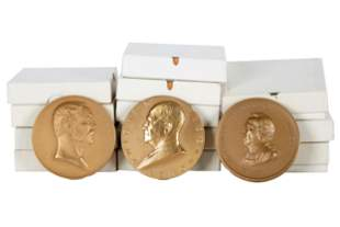COLLECTION OF PRESIDENTIAL MEDALS
