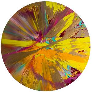"""DAMIEN HIRST (B. 1965): """"BEAUTIFUL I DON'T WANT TO..."""""""