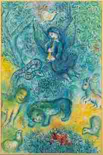 "MARC CHAGALL (1887 - 1985): ""THE MAGIC FLUTE"""