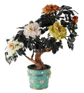 CHINESE MINERAL TREE