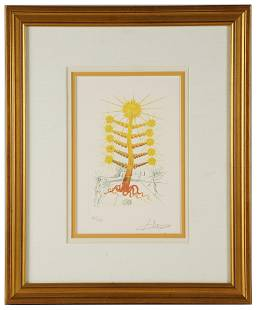 SALVADOR DALI (1904 - 2000): ETCHING FROM 'LES FRUITS