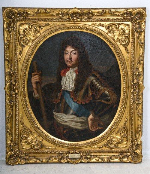 15: PORTRAIT OF LOUIS XIV