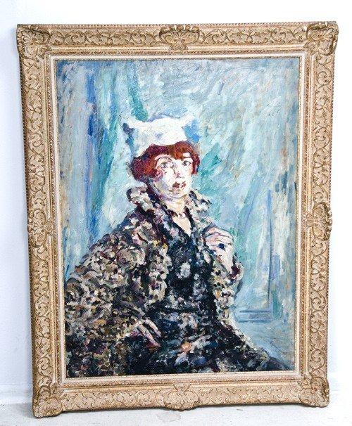 """16: SUZANNE CAPPIELLO: 'PORTRAIT OF A LADY"""""""