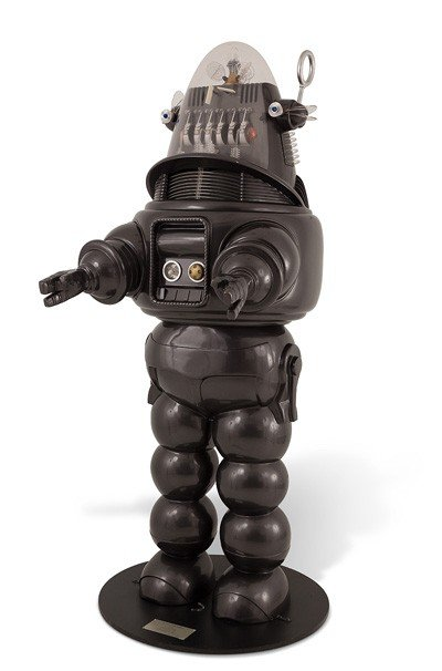 165: ROBBY, THE ROBOT