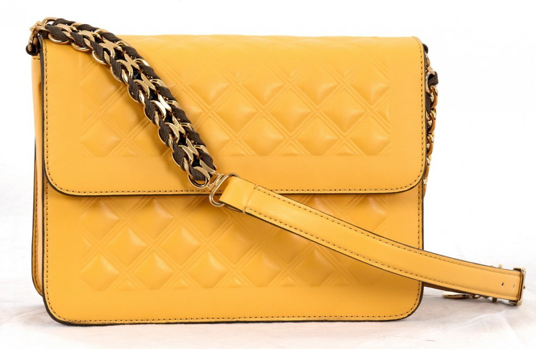 STELLA MCCARTNEY QUILTED SHOULDER BAG
