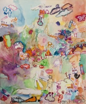 "Carlos Almaraz: ""untitled"""
