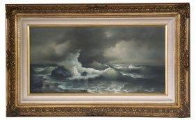 """Eugene Garin: """"seascape"""""""