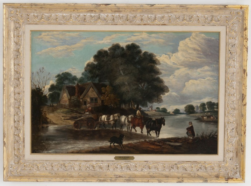 "JOHN LINNELL: ""FORD ON THE STOUR"""