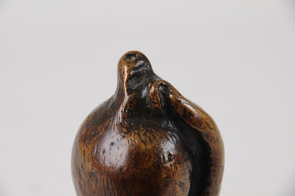 """HENRY MOORE: """"SMALL SHELL MOTHER & CHILD"""" - 6"""