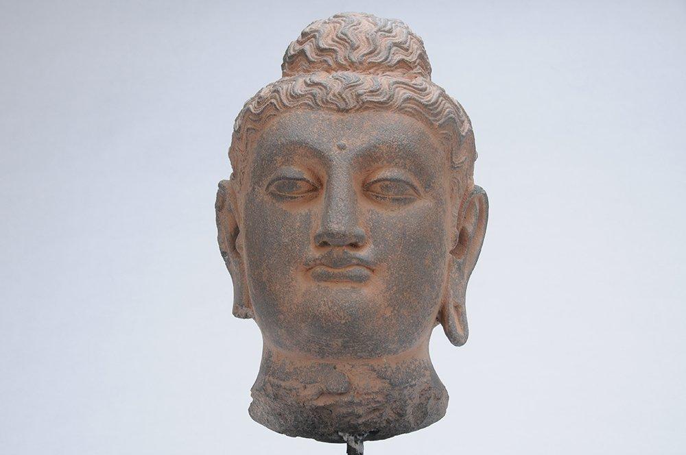 GANDAHARAN SCHIST BUDDHA - 6