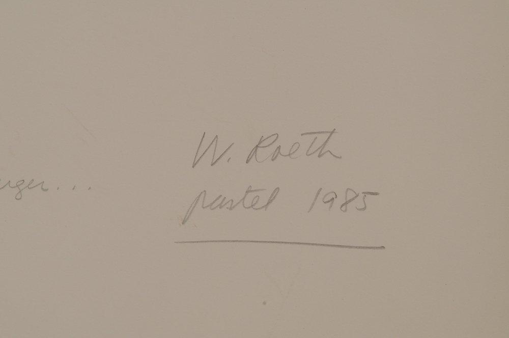 """WINSTON ROETH: """"UNTITLED"""" - 2"""