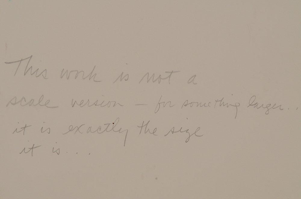 """WINSTON ROETH: """"UNTITLED"""" - 3"""