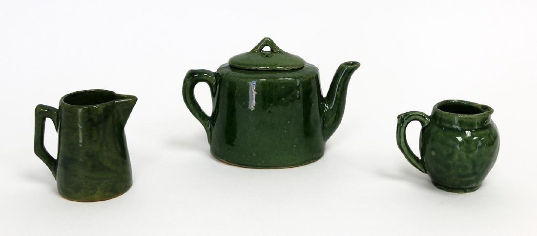 Luke Adams Three part Tea Set