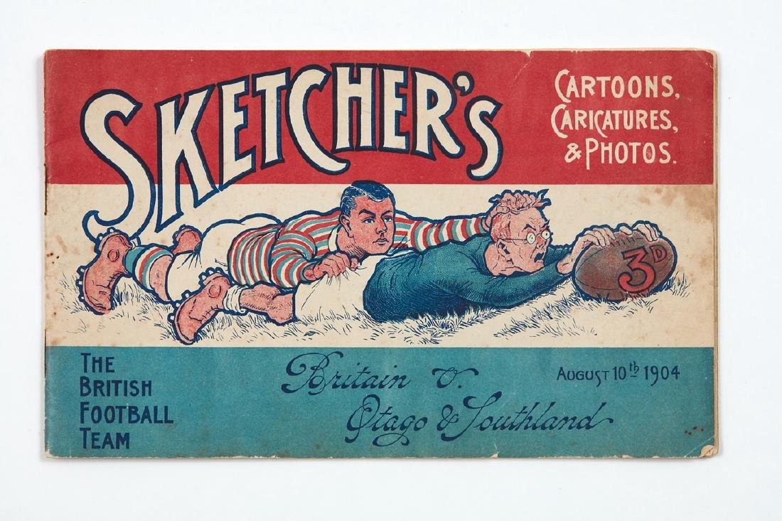 Sketcher's Cartoon, Caricatures and Photos