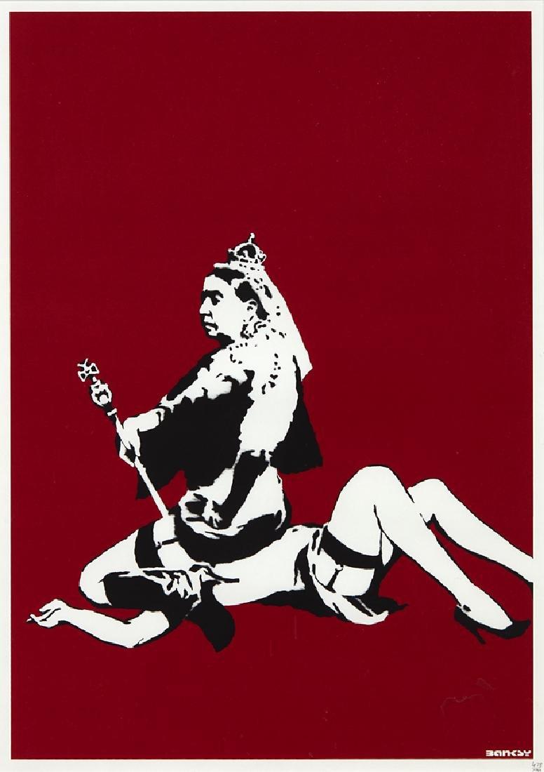 Banksy (British, 1974 - )