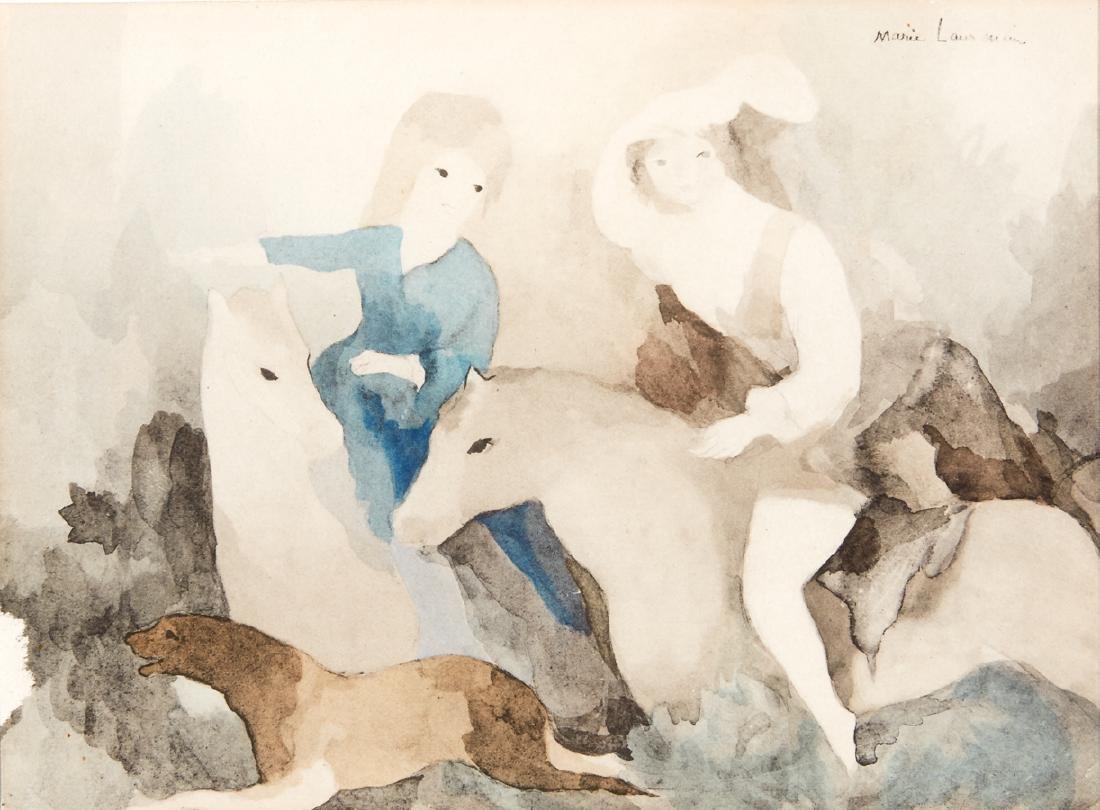Marie Laurencin (France, 1885-1956)