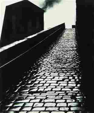 16: Bill Brandt, A Snicket in Halifax