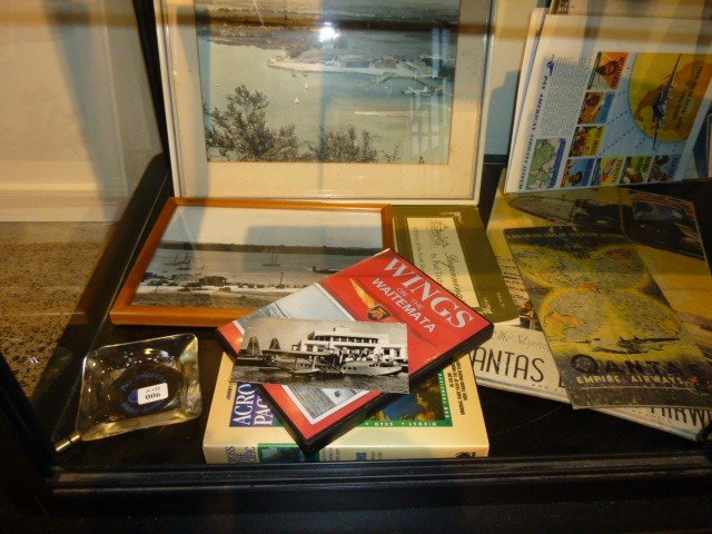 6: Flying Boat publications and Memorabilia