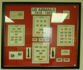 11: US Airmail Stamps, 1918 – 1993