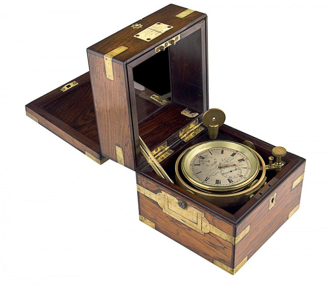 16: Marine Chronometer