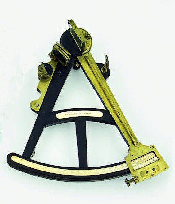 20: Early 19th century Octant