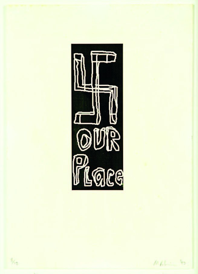 2: Peter Robinson, 'Our Place'
