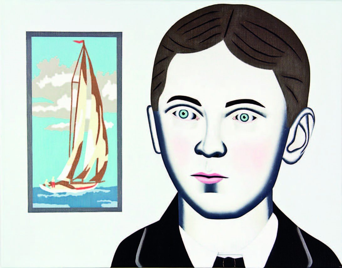 6: Gavin Hurley, 'Seahorse'