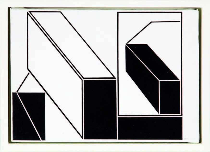 11: Andrew McLeod, 'Geometric'