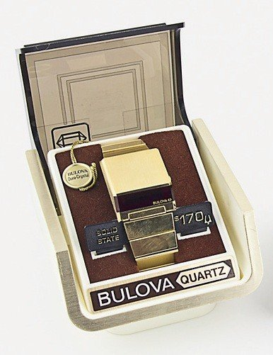 1: Bulova  Accutron