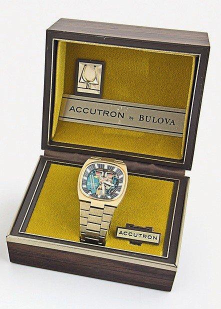2: Bulova Accutron