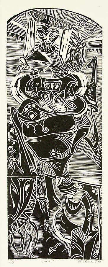 79: Philip Clairmont, Sink