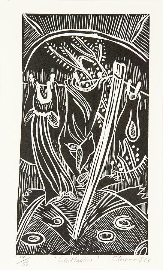 80: Philip Clairmont, Clothesline