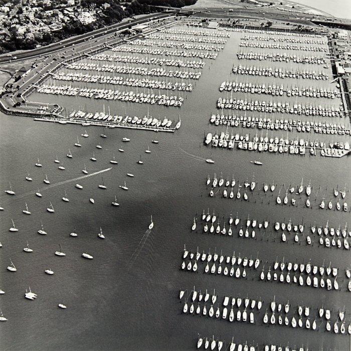 83: Peter Peryer, Westhaven Marina