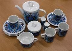 Villeroy & Boch 'Izmir' coffee set