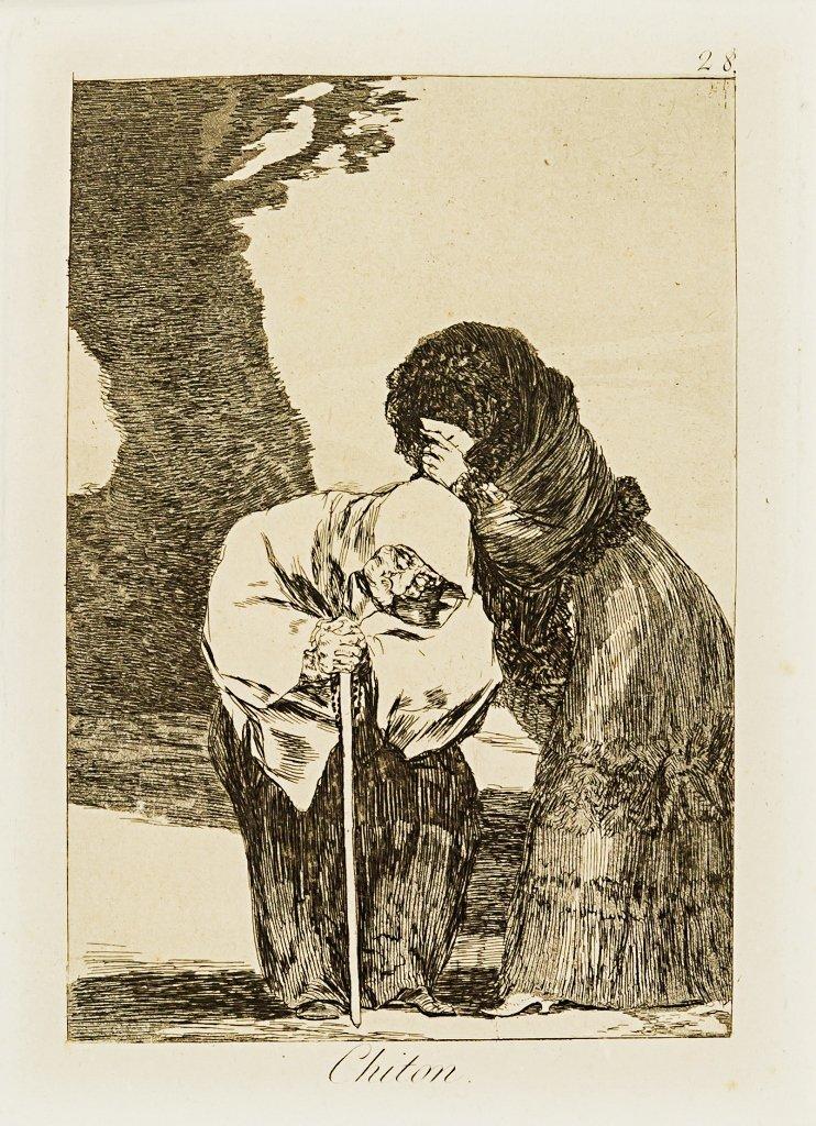 Francisco Goya y Lucientes (Spanish, 1746 - 1828)