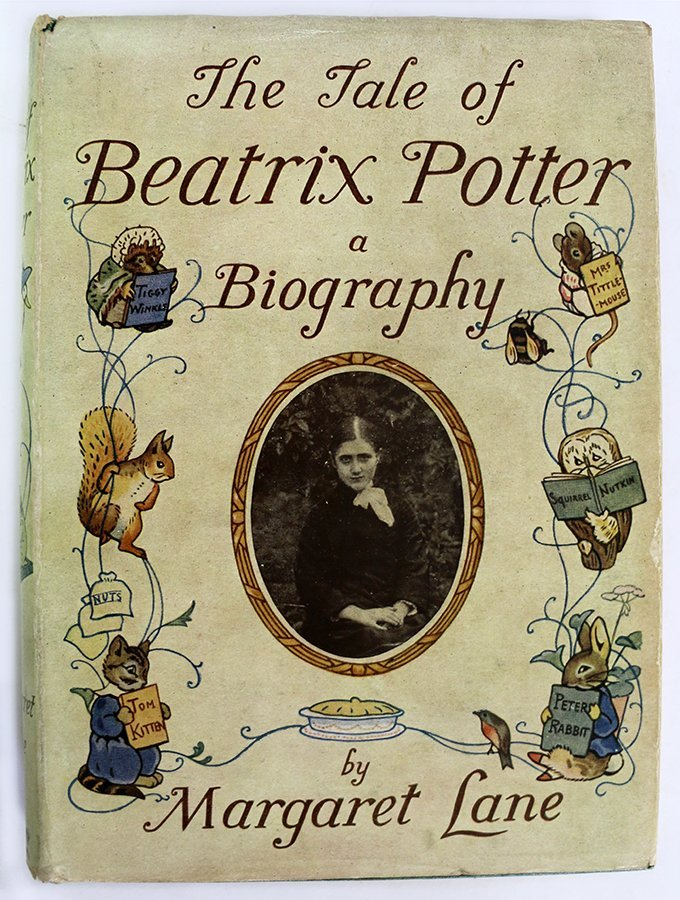 LANE, MARGARET, The Tale of Beatrix Potter