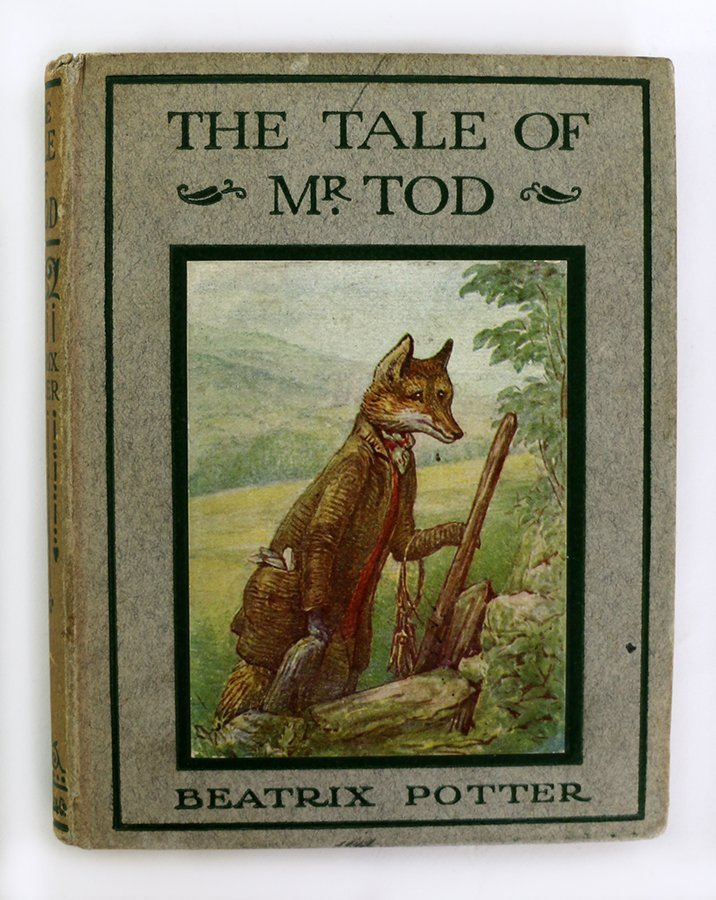 POTTER, BEATRIX, The Tale of Mr Tod